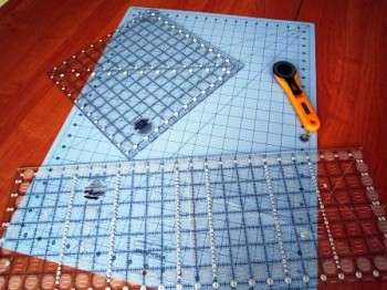 шаблон для лоскутного шитья