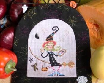 открытка хеллоуин