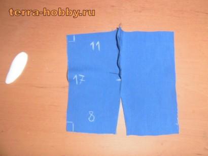 как сшить одежду для домового