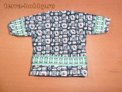сорочка для домового