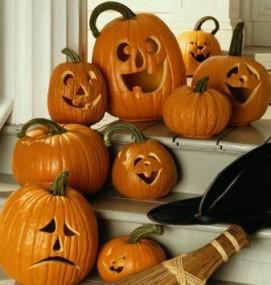 хеллоуин поделки