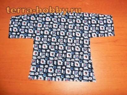 рубашка для Домовенка