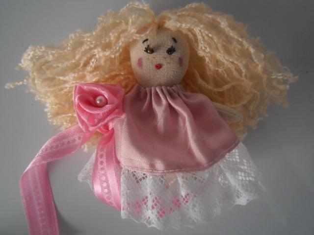 сшить простую текстильную куклу