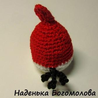 связать крючком  Angry Birds