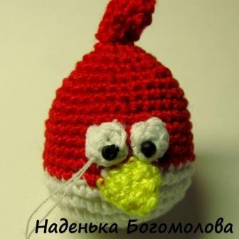 Angry Birds  связать самой