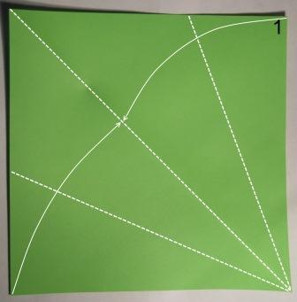 zmeja iz bumagi origami1