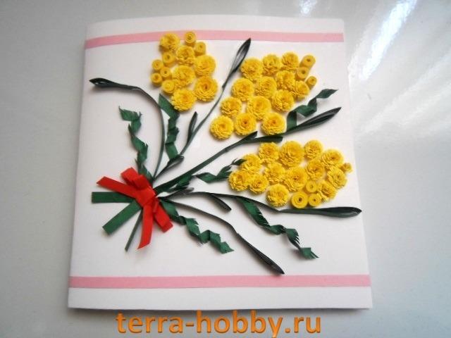 открытки своими руками для детей: