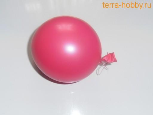 воздушный шар для яйца
