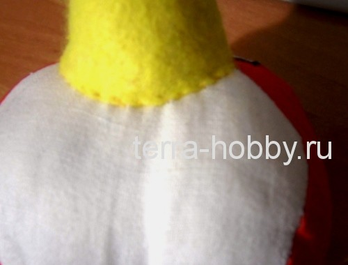 злую птичку из игры Angry Birds