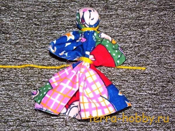 кукла отдарок на подарок