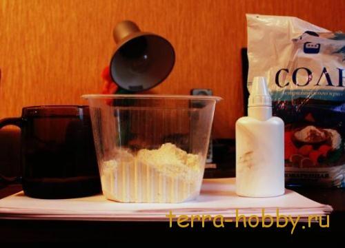 соленое тесто 1