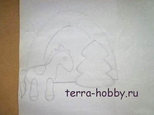 лошадь с подковой2