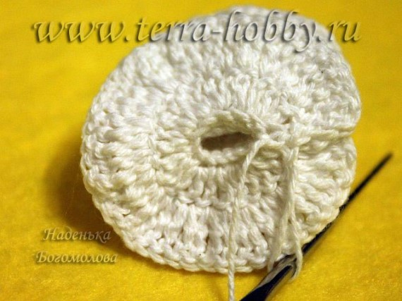 вязание елки 1
