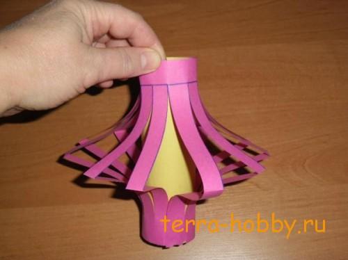 Как с детьми сделать фонарик