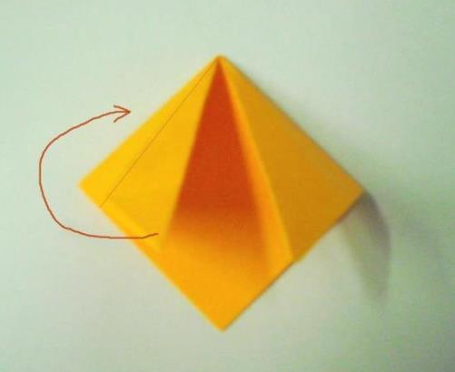 цветочный шар из бумаги3