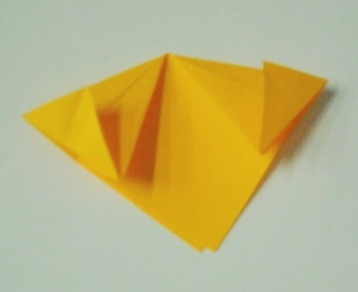 цветочный шар из бумаги5