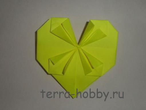 валентинки из бумаги9