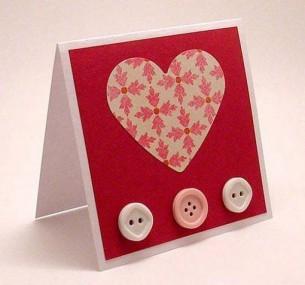 Миниатюра к статье Делаем простые валентинки из бумаги своими руками
