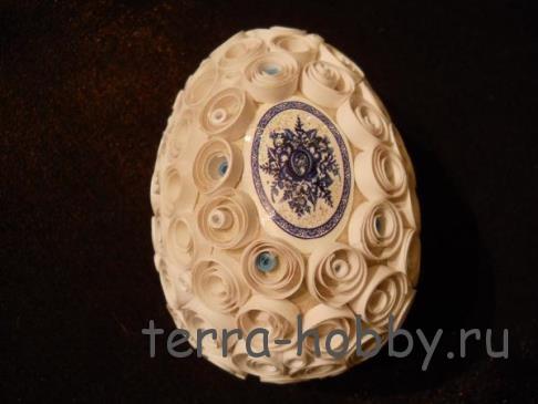 квиллинг яйцо6