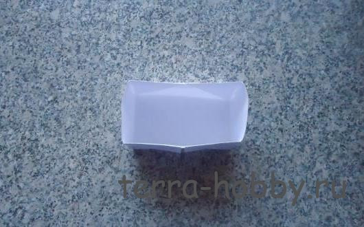 коробка оригами
