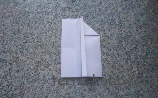 согнуть углы оригами