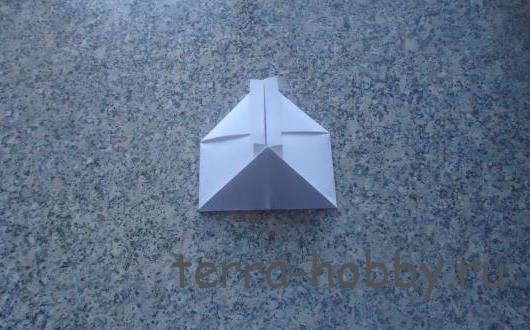 коробка в технике оригами