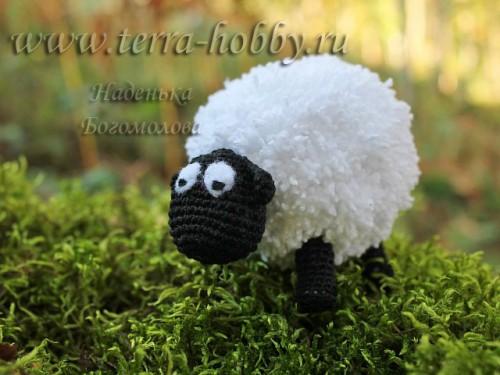 связать овечку