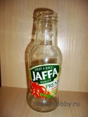 бутылка для декупажа