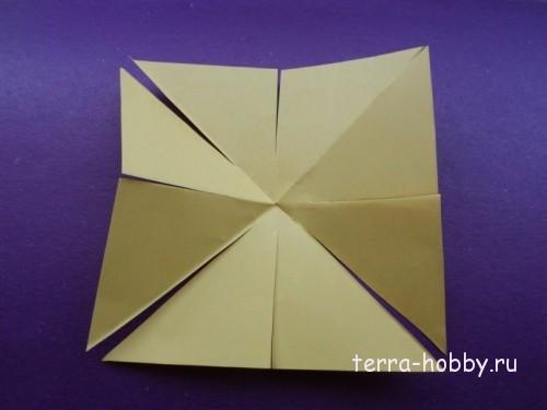 надрезы по диагонали
