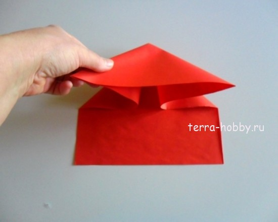 делаем сердечко из бумаги