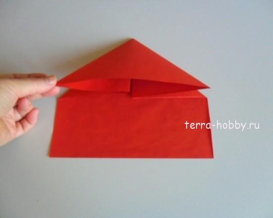 заготовка для сердечко из бумаги