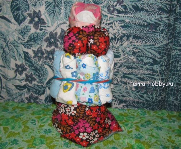 кукла оберег на беременность московка