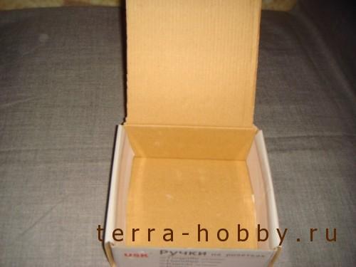склеить коробку