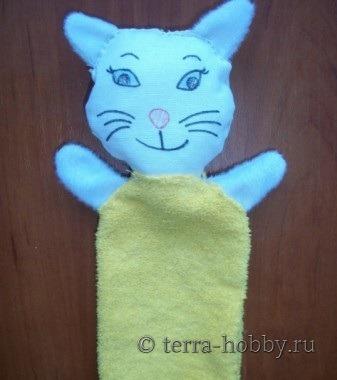 игрушка кошка 9