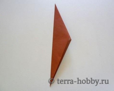 обезьянка оригами 4