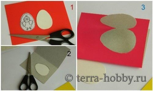 вырезать пасхальные мотивы из бумаги