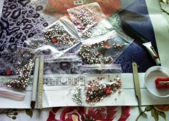 Миниатюра к статье Алмазная вышивка - новый вид рукоделия