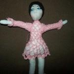 Кукла-балерина