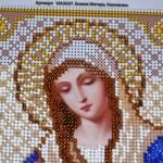 вышивка иконы бисером