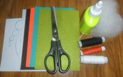 материалы для пошива