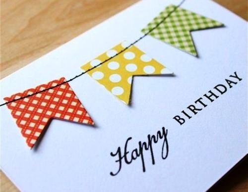 Простые открытки с днем рождения фото