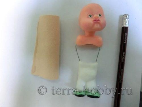 формирование куклы