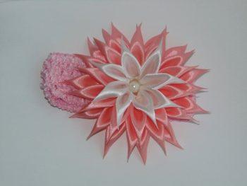 Пошаговое хризантемы канзаши