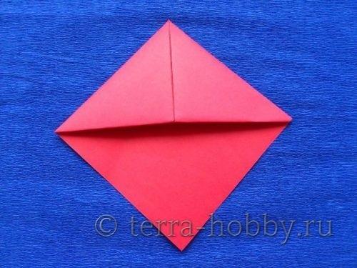 уголок закладка из бумаги