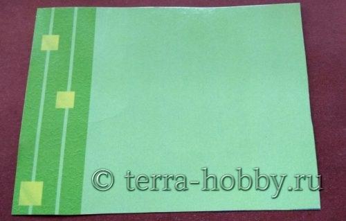 вырезать открытку из бумаги