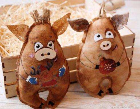 кофейные свинки