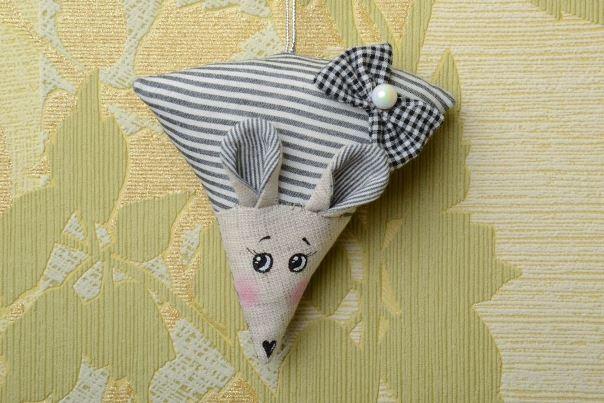 мышка подвеска