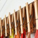 Что интересного можно сделать из деревянных прищепок