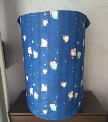 корзина текстильная