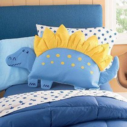 динозавр подушка